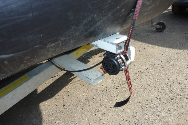FIXED DEVICE AVT25 FX ON TRAILER